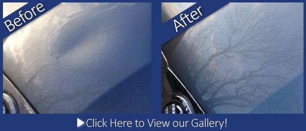 BMW Dent Repairs