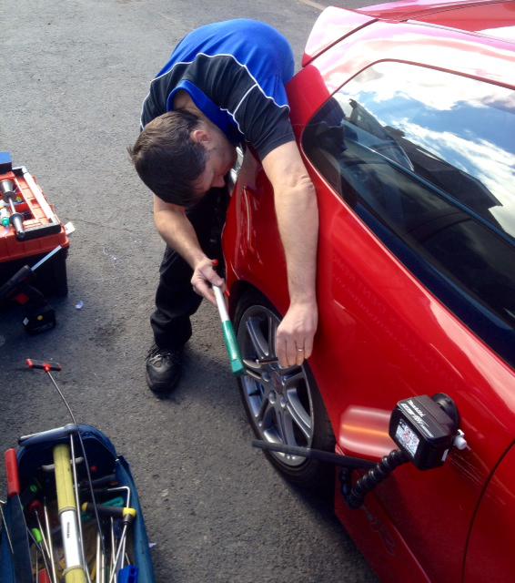 Car Body Repairs Birkenhead