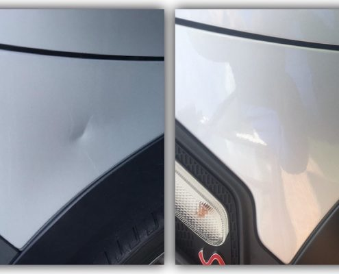 Mini Cooper Dent Repair Chester