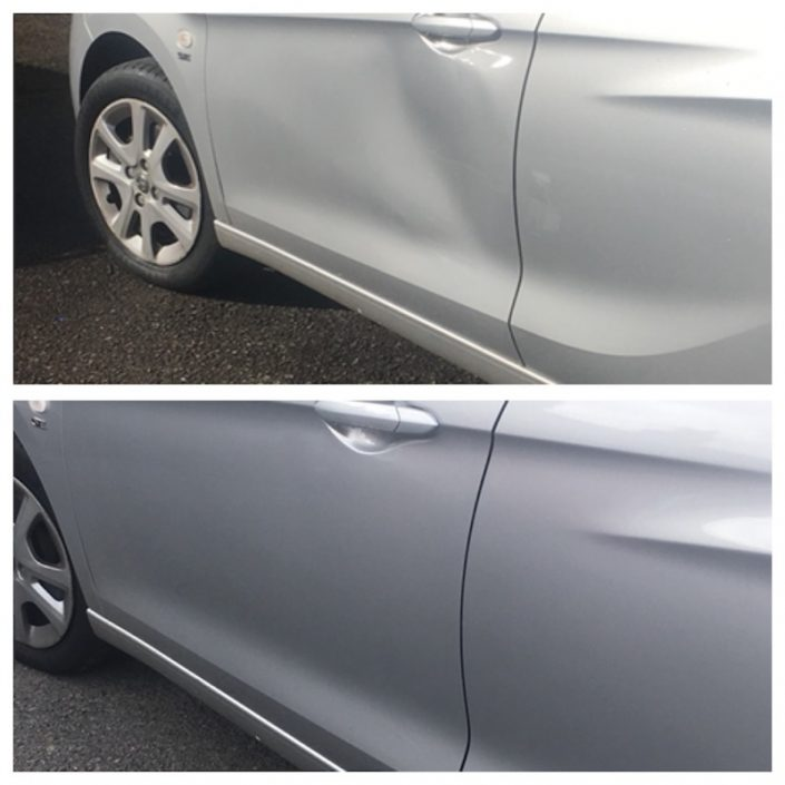 damaged and dent repair in Cheshire