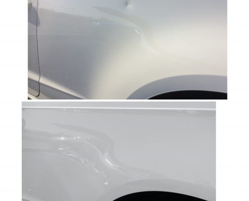 audi dent repair in Chester