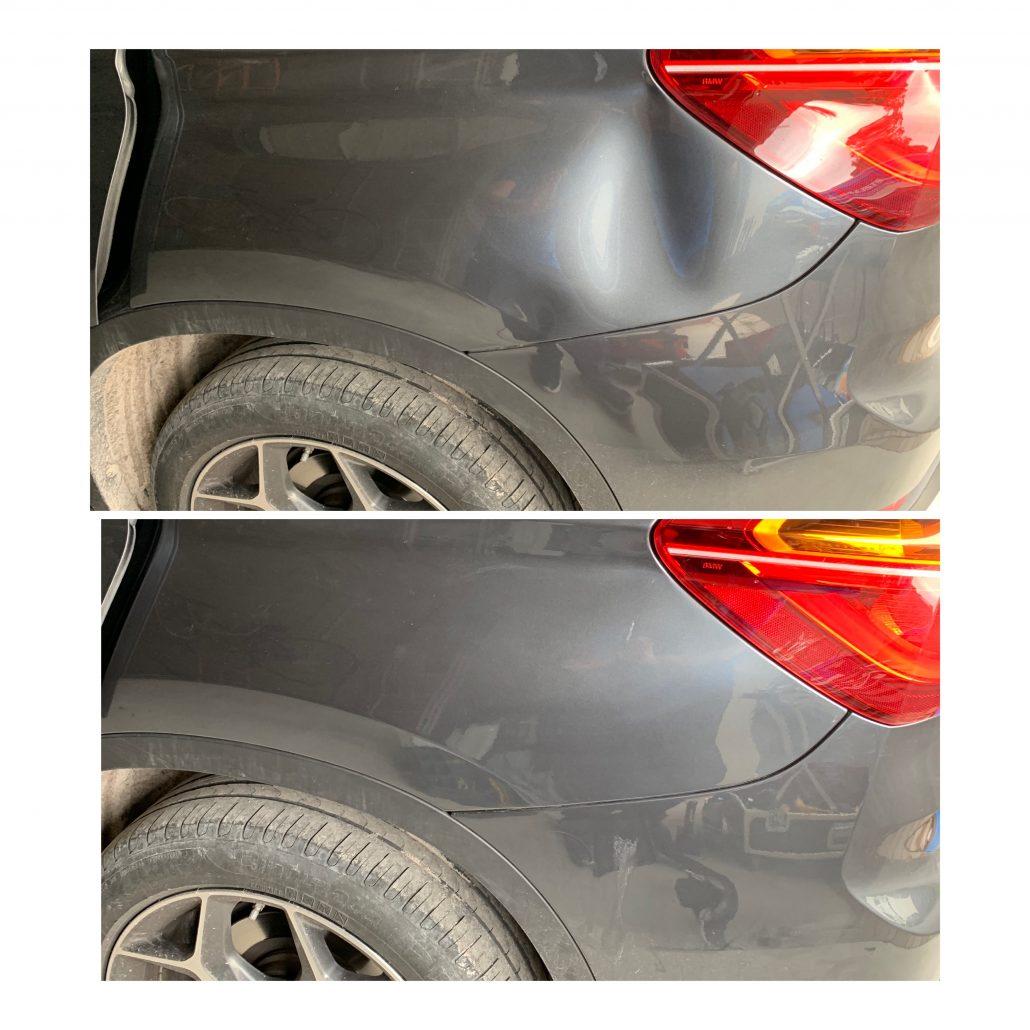 BMW X1 Dent Repair